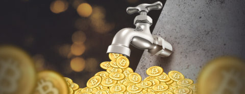 What are Bitcoin faucets