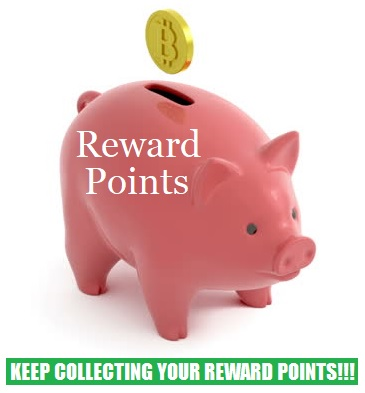 Keep collecting your reward points!!!