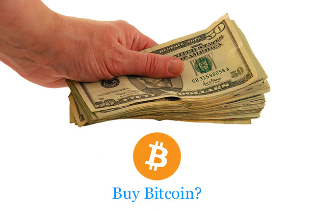 Considering to buy bitcoin is not an easy choice.